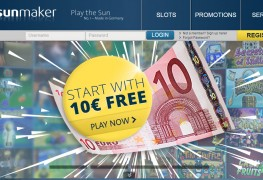 Sunmaker Casino MCPcom home