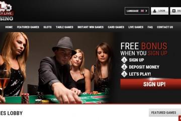 Lucky Live Casino MCPcom