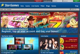 Star Games Casino MCPcom
