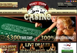 Moneystorm Casino MCPcom