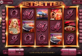 Jetsetter Video Slots by Endorphina MCPcom
