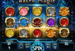 Astro Magic Video slots by iSoftBet MCPcom