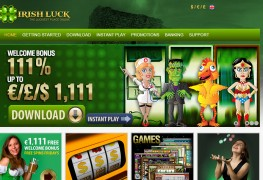 Irish Luck Casino MCP