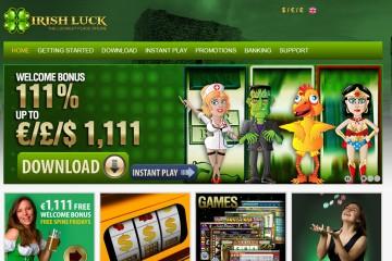 Irish Luck Casino MCP