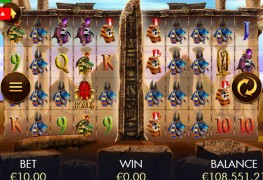 Temple of Luxor Video slots by Genesis Gaming MCPcom