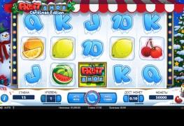 Fruit Shop: Christmas Edition Video Slot by Netent MCPcom