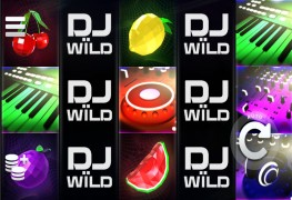 DJ Wild Video slots by Elk Studios MCPcom