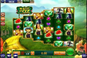 Magic of Oz Video Slots by GamesOS Gaming MCPcom