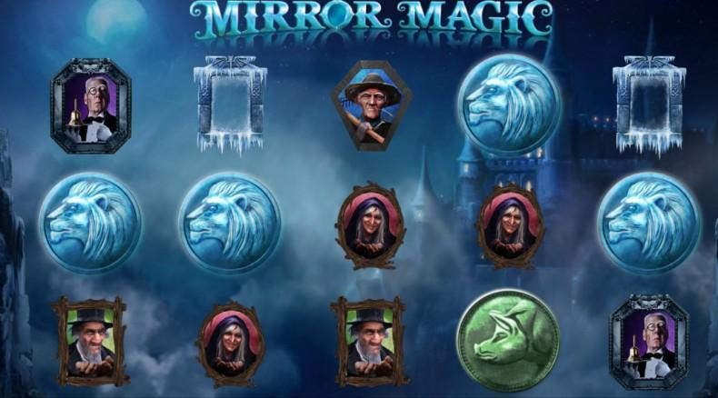 Mirror Magic Video slots by Genesis Gaming MCPcom