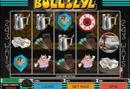 Bullseye Video slots by Microgaming MCPcom