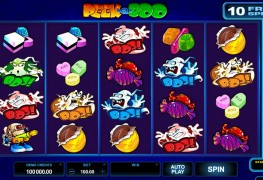 Peek-a-Boo Video slots by Microgaming MCPcom