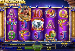 Cleopatra Video Slots by GameArt MCPcom