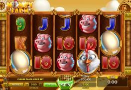 Money Farm Video Slots by GameArt MCPcom