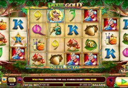 Pixie Gold Video slots by Lightning Box Games MCPcom