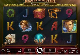 Fantasini: Master of Mystery Video Slot by Netent MCPcom