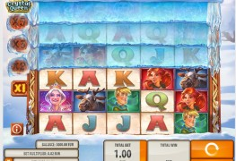 Crystal Queen Video slots by Quickspin MCPcom
