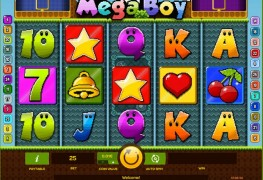 Mega Boy Video slots by iSoftBet MCPcom