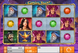 Genie's Touch Video slots by Quickspin MCPcom