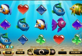 Golden Fish Tank Video Slots by Yggdrasil Gaming MCPcom