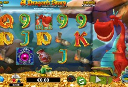 A Dragon Story Video slots by NextGen Gaming MCPcom