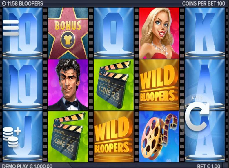 Bloopers Video slots by Elk Studios MCPcom