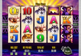 Buffalo Video slots by Aristocrat MCPcom