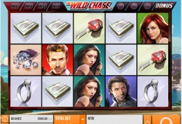 The Wild Chase Video slots by Quickspin MCPcom