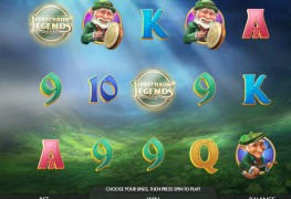 Leprechaun Legends Video slots by Genesis Gaming MCPcom