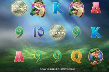 Leprechaun Legends Video slots by Genesis Gaming MCPcom