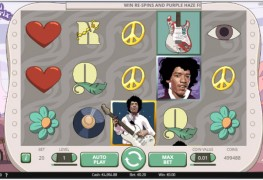Jimi Hendrix Video Slot by Netent MCPcom