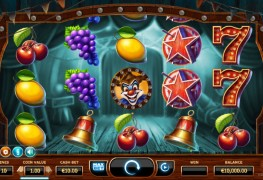 Wicked Circus Video Slots by Yggdrasil Gaming MCPcom