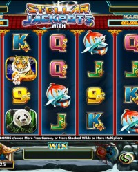 More Monkeys - Stellar Jackpot Video slots by Lightning Box Games MCPcom