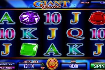Giant Gems Video slots by NextGen Gaming MCPcom