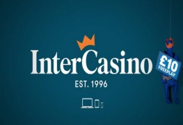 InterCasino New TV camp