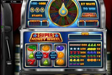 Super Money Wheel MCPcom Betsoft