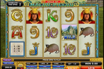 Lucky Witch MCPcom Microgaming