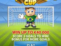 Football Cup MCPcom NetEnt