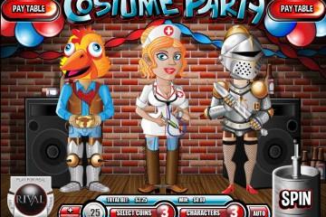 Costume Party MCPcom Rival