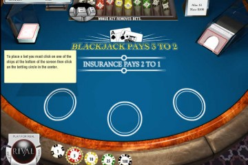 Blackjack MCPcom Rival