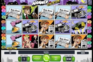 Jack Hammer mcp