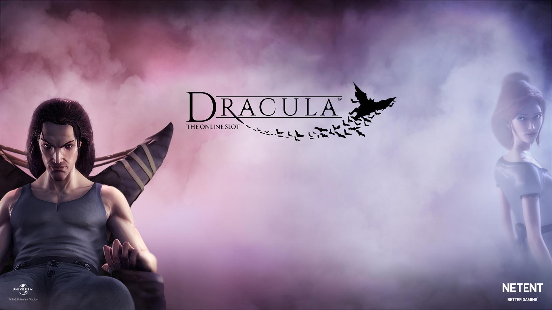 NetEnt Dracula Wallpaper 1