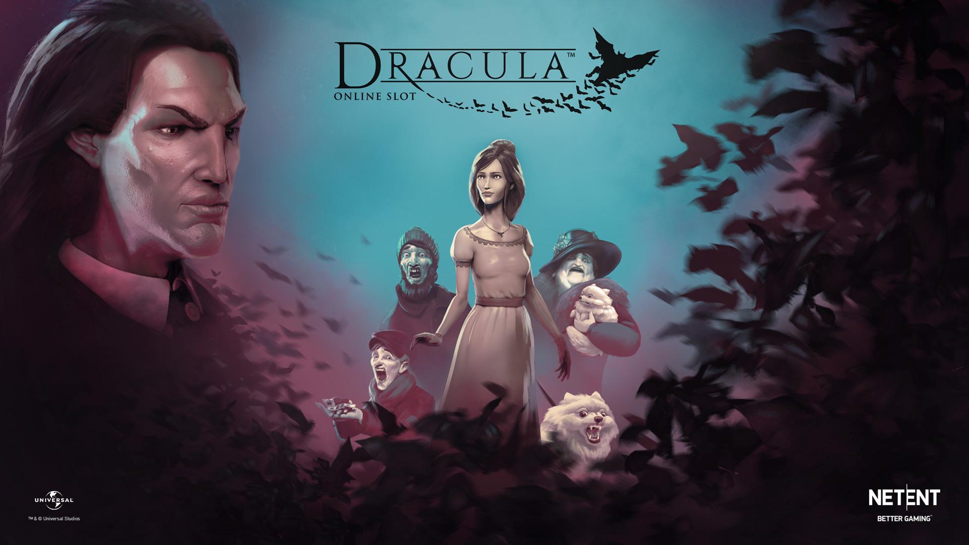 NetEnt Dracula Wallpaper 2
