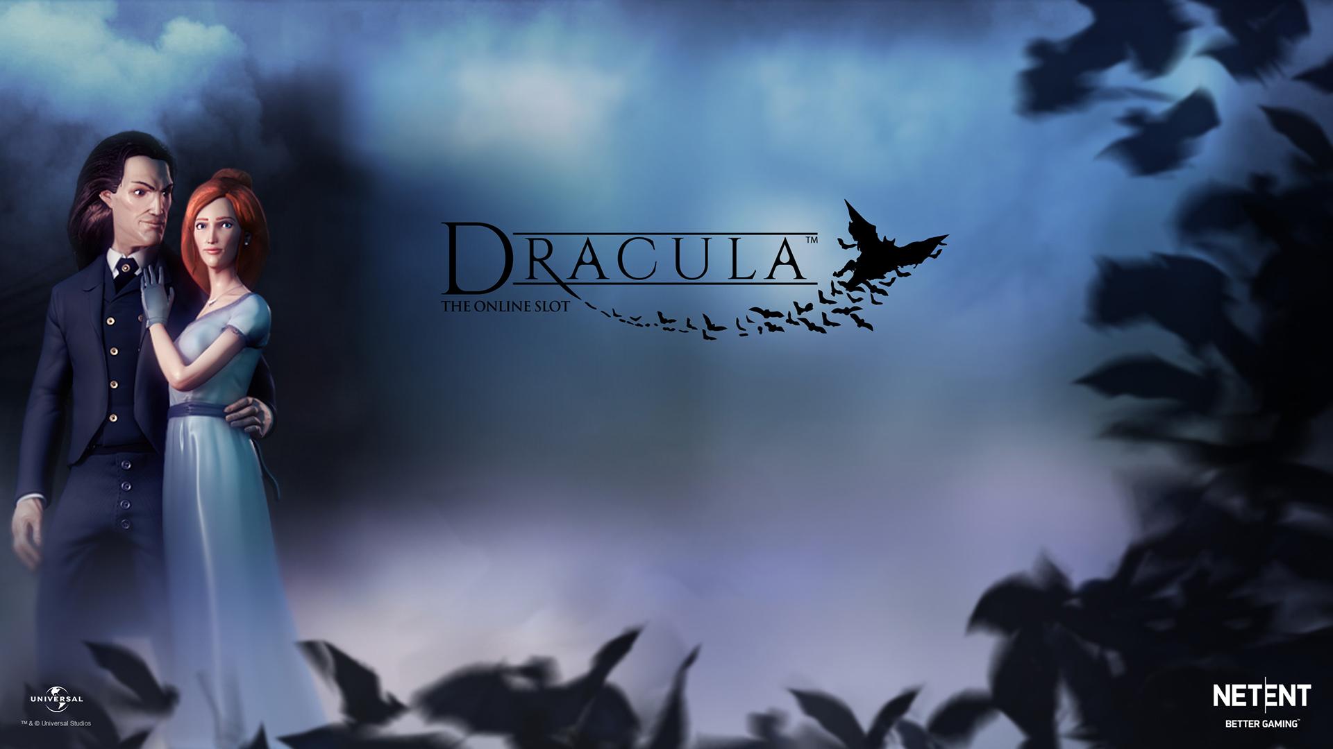 NetEnt Dracula Wallpaper 3