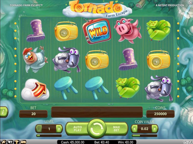 Tornado: Farm Escape - main